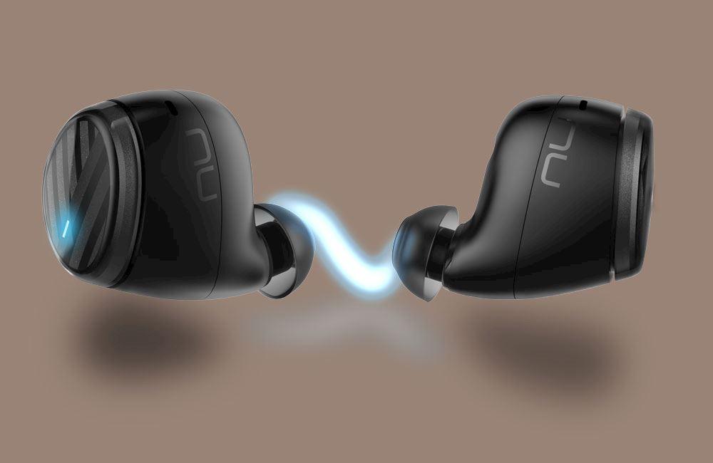 BE Free5 Premium true wireless Bluetooth in-ear headphones :: Optoma