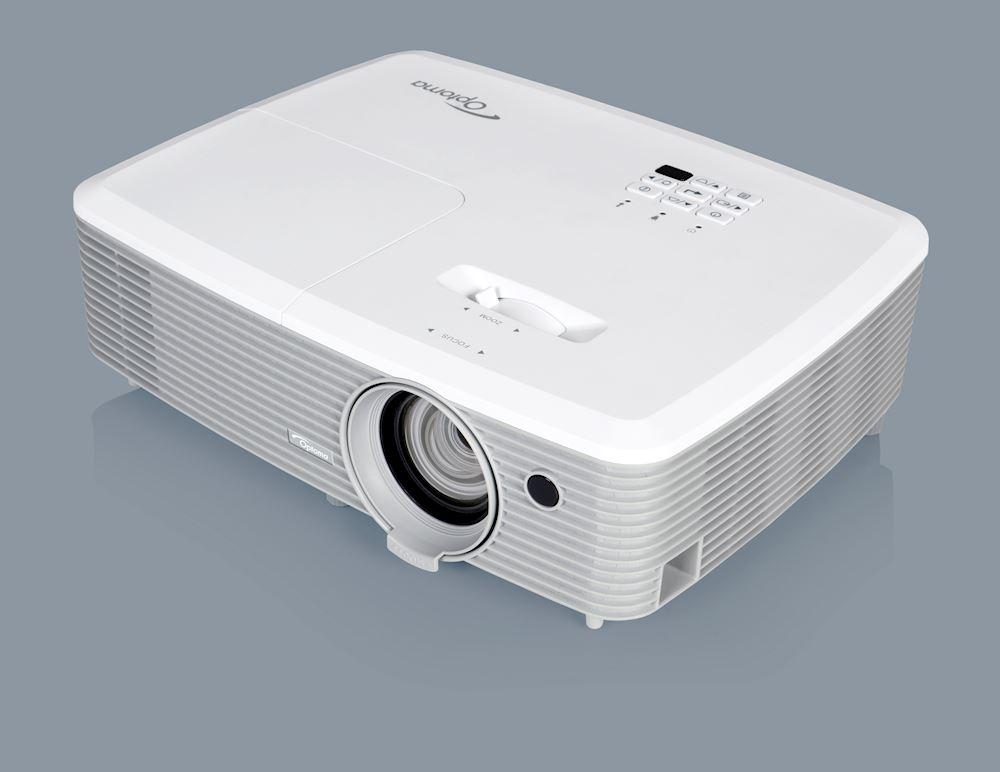 X345 Bright, powerful and portable - Optoma United Kingdom