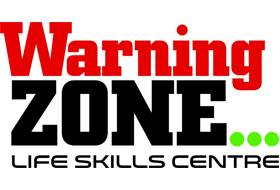 Warning Zone brings life-saving sessions to schools with powerful projection