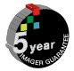 5 year imager guarantee