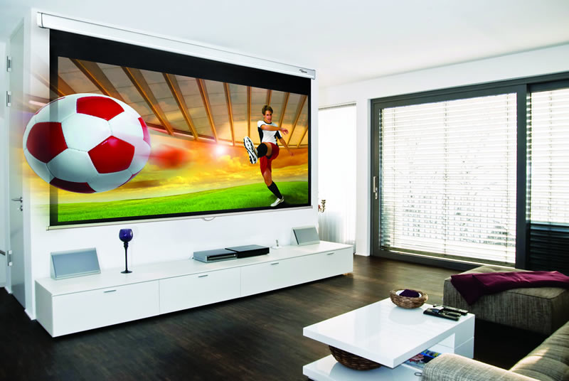 Win An Optoma Home Entertainment Projector