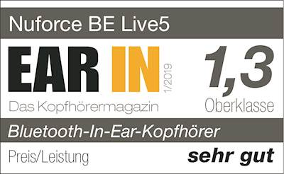 EAR IN Magazine