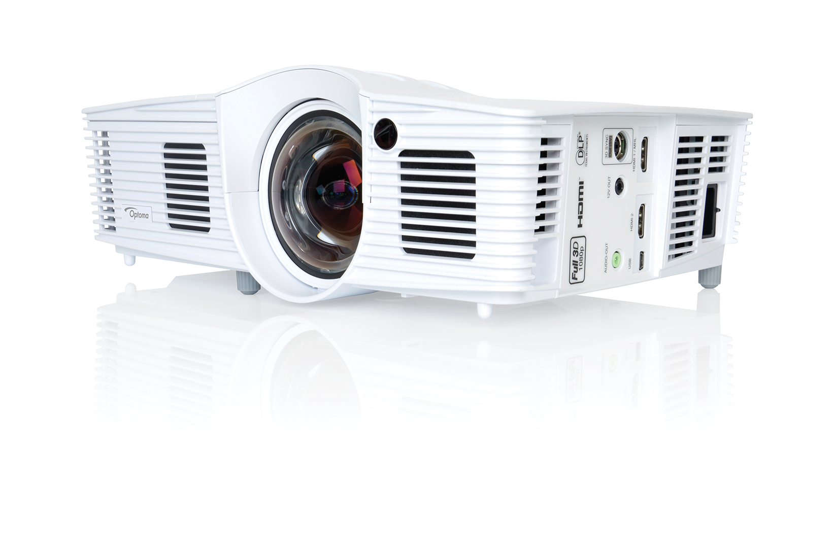 GT1070X: Optoma launches 1080p home projector for gamers