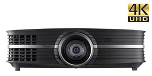 Optoma UHD65 4k home cinema projector